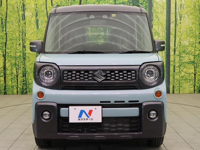 ハイブリッドXZ 届出済未使用車 ルーフレール 両側電動スライド レーダークルコン LEDライト スマキー ソナー(16枚目)