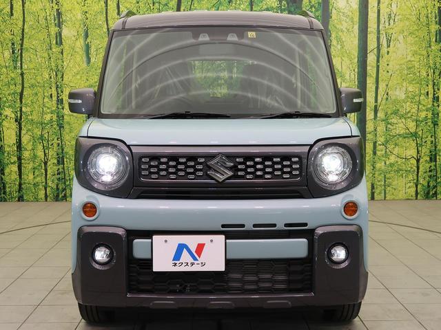 ハイブリッドXZ 届出済未使用車 ルーフレール 両側電動スライド レーダークルコン LEDライト スマキー ソナー(22枚目)