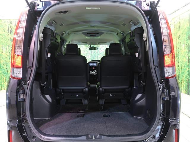 ハイブリッドGi 自社買取車両 禁煙車 純正9型フルセグ 後席モニター シートヒーター 両側電動 LED 盗難防止 CD DVD(32枚目)