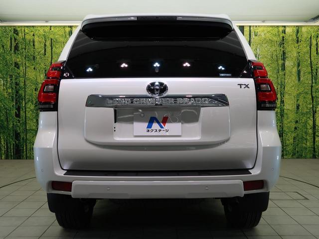 TX 登録済未使用車 4WD 5人乗 サンルーフ モデリスタエアロ クルコン スマキー ディーゼル LED(19枚目)