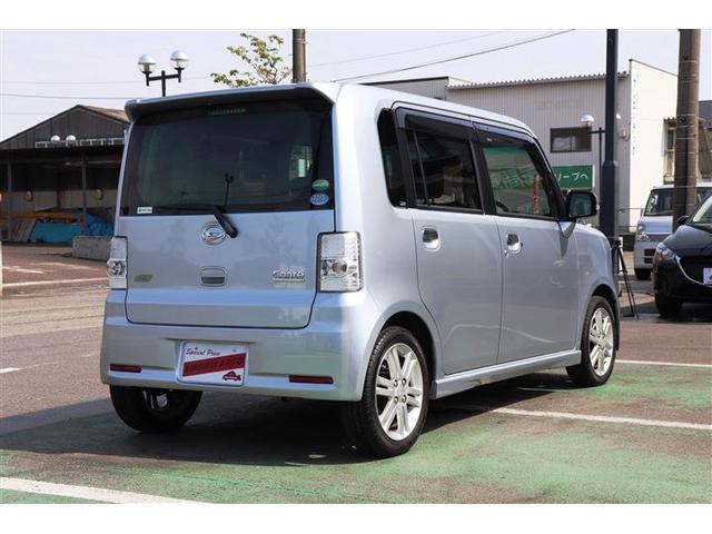 カスタム RS  禁煙車 スマートキー HID ターボ車(8枚目)