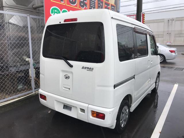 660 フレンドシップ スローパー リヤシート付 福祉車両(9枚目)