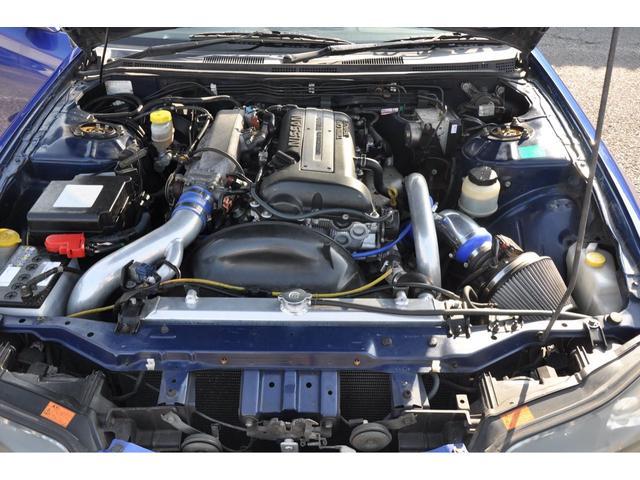 ヴァリエッタ ターボエンジン乗せ換え 6速MT 2000cc(23枚目)