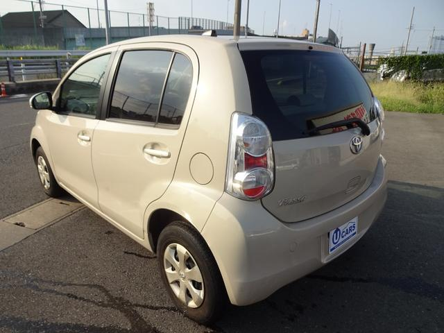 「トヨタ」「パッソ」「コンパクトカー」「愛知県」の中古車5