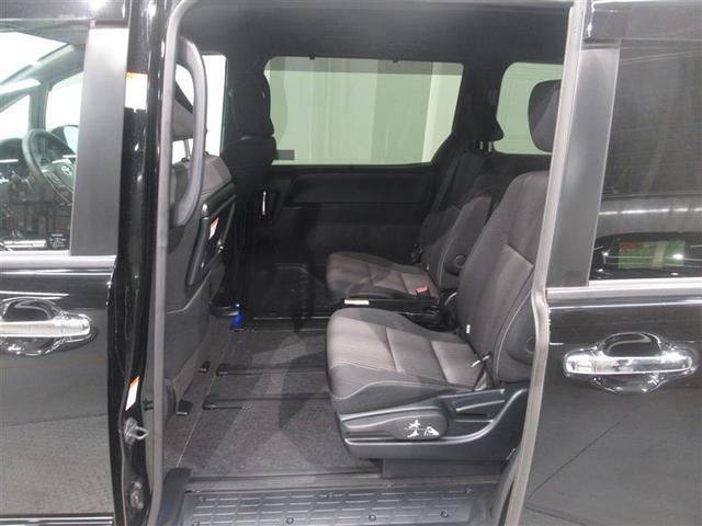ハイブリッドZS 煌II フルセグ DVD再生 ミュージックプレイヤー接続可 バックカメラ 衝突被害軽減システム ETC 両側電動スライド LEDヘッドランプ 乗車定員7人 3列シート ワンオーナー(10枚目)