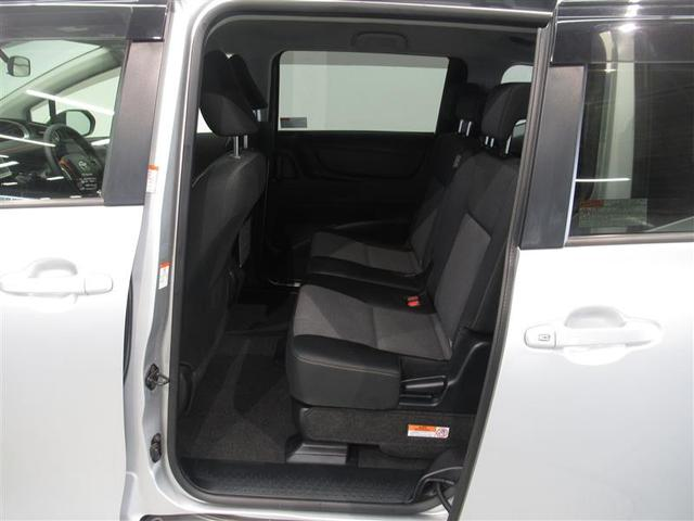 G ワンセグ メモリーナビ ミュージックプレイヤー接続可 衝突被害軽減システム 両側電動スライド ウオークスルー 乗車定員7人 3列シート ワンオーナー アイドリングストップ(9枚目)