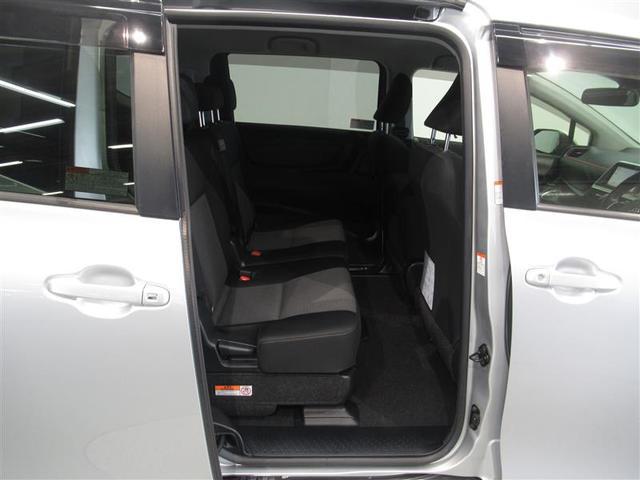 G ワンセグ メモリーナビ ミュージックプレイヤー接続可 衝突被害軽減システム 両側電動スライド ウオークスルー 乗車定員7人 3列シート ワンオーナー アイドリングストップ(11枚目)