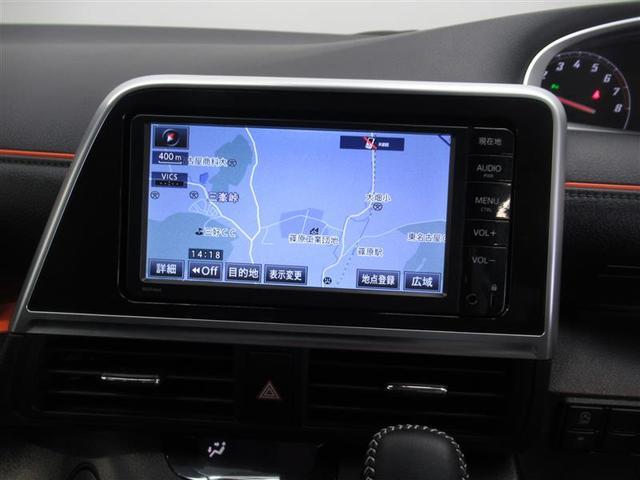 G ワンセグ メモリーナビ ミュージックプレイヤー接続可 衝突被害軽減システム 両側電動スライド ウオークスルー 乗車定員7人 3列シート ワンオーナー アイドリングストップ(14枚目)