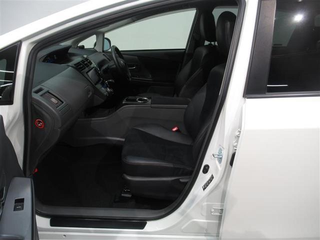 G チューン ブラック フルセグ HDDナビ DVD再生 バックカメラ ETC LEDヘッドランプ 乗車定員7人 ワンオーナー 記録簿(8枚目)