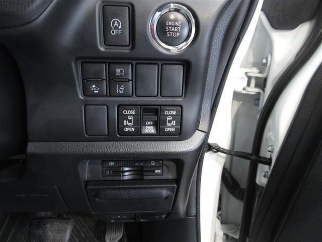 Si フルセグ メモリーナビ DVD再生 ミュージックプレイヤー接続可 後席モニター バックカメラ 衝突被害軽減システム ETC 両側電動スライド LEDヘッドランプ ウオークスルー 乗車定員7人(18枚目)