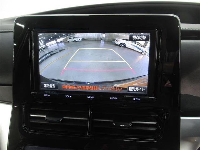 アエラス フルセグ メモリーナビ DVD再生 後席モニター バックカメラ 衝突被害軽減システム ETC 両側電動スライド LEDヘッドランプ 乗車定員7人 3列シート ワンオーナー(17枚目)