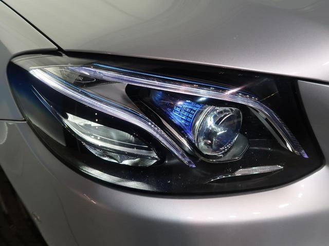 LEDヘッドライトで夜間の明るい視界を確保します。ポジショニングライトもLED仕様なので夕方はLEDをつけて走るスタイルも人気です!