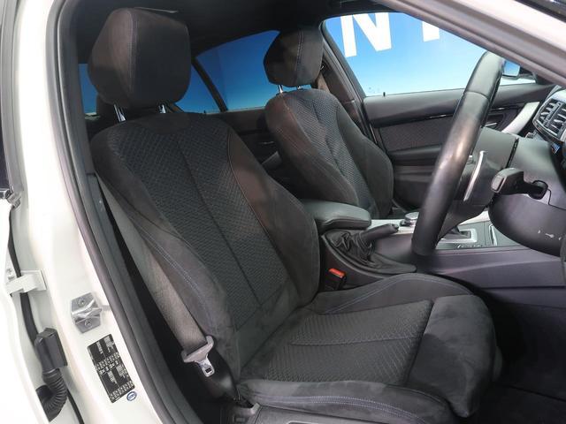 Mスポーツ専用シート●パワーシート『Mスポーツパッケージに専用装備されるアルカンターラスポーツシートです!メモリ機能付きパワーシートでベストなドライビングポジションへ調節可能です!』