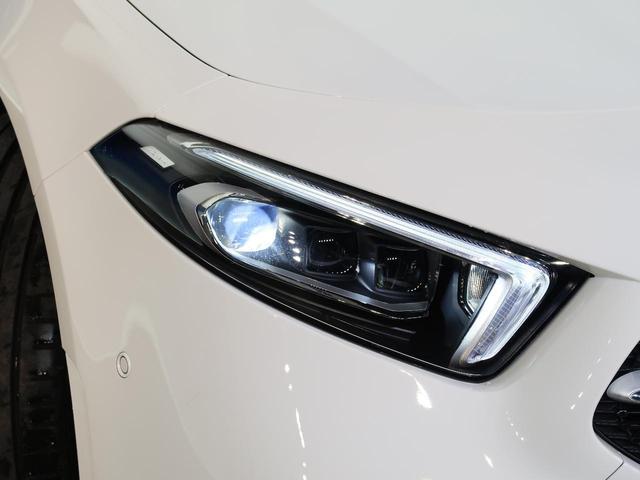 A180 スタイル AMGレザーエクスクルシブパケジ RセーフティPKG ナビゲーションPKG サンルーフ ブラック&レッドツートン革シート 前席パワーシート 前席シートヒーター キーレスゴー 専用18インチAW 1オーナー バックカメラ LEDヘッド(33枚目)
