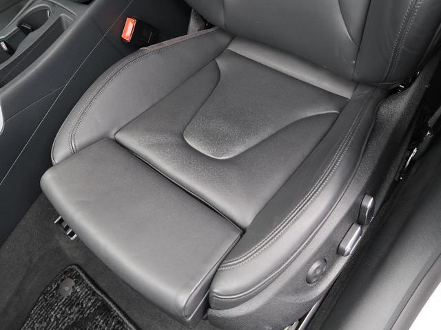 2.0TFSIクワトロ Sラインパッケージ パーキングシステム アドバンストキー 黒革シート パワーシート シートヒーター 4WD 純正18インチAW 純正HDDナビ フルセグTV パドルシフト HIDヘッドライト 禁煙車(24枚目)