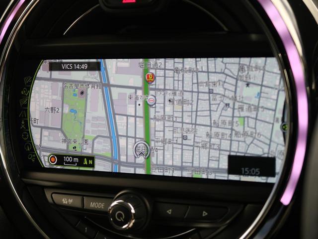 クーパーS 純正ナビゲーション シートヒーター コーナーセンサー レインセンサー オートライト ETC LEDヘッドライト デュアルオートエアコン Bluetooth接続 禁煙車(7枚目)