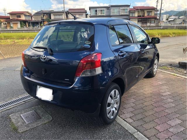 「トヨタ」「ヴィッツ」「コンパクトカー」「岐阜県」の中古車9
