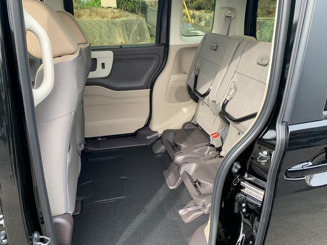G・Lホンダセンシング 届出済み未使用車 両側電動スライドドア ナビ装着用パッケージ スマートキー LEDヘッドライト ETC シートヒーター(19枚目)