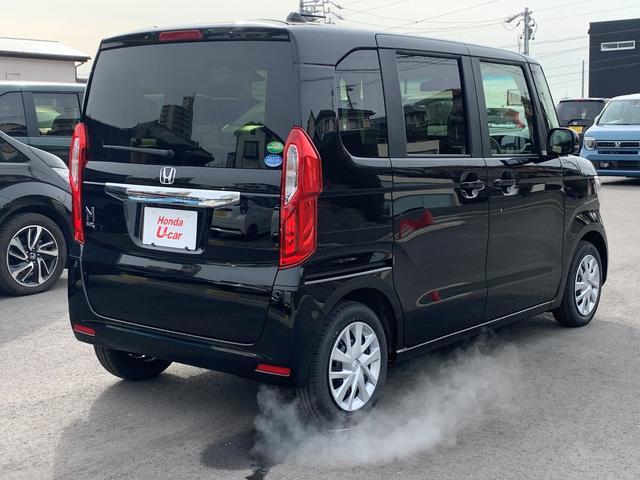 G・Lホンダセンシング 届出済み未使用車 両側電動スライドドア ナビ装着用パッケージ スマートキー LEDヘッドライト ETC シートヒーター(27枚目)