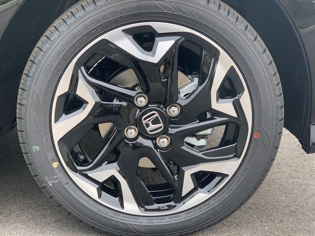 G・Lターボホンダセンシング 届出済み未使用車 両側電動スライドドア ナビ装着用パッケージ LEDヘッドライト ETC スマートキー シートヒーター(18枚目)