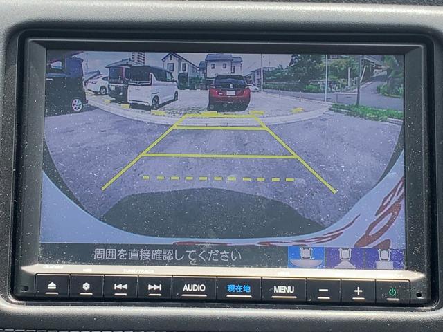 X・ホンダセンシング ワンオーナー ギャザズ8インチメモリーナビ リアカメラ 音声タイプETC 純正シートカバー LEDヘッドライト スマートキー 純正16インチアルミホイール(8枚目)