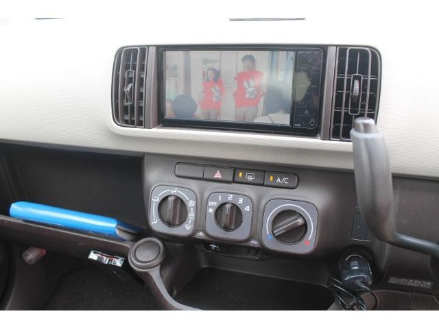 プラスハナ Cパッケージ HDDナビ フルセグTV キーレスキー ドライブレコーダーDVD CDプレイヤー  ETC 禁煙車 検3年9月 ABS(17枚目)