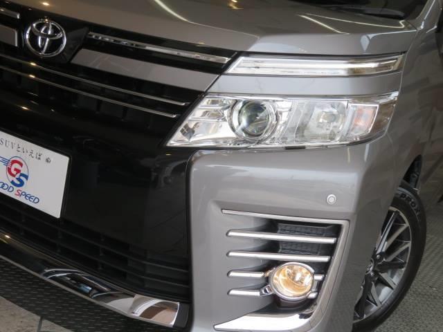 ZS 煌 特別仕様車 LEDライト 両側電動 9型ナビ地デジ ビルトインETC セーフティセンス スマートキー 7人(20枚目)