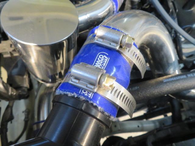XC リフトアップ クリムゾン16inホイール オールテレンホワイトレター 8型SDナビ地デジ 5速マニュアル ヒッチメンバー エアクリーナー レーンキープ 衝突軽減(39枚目)