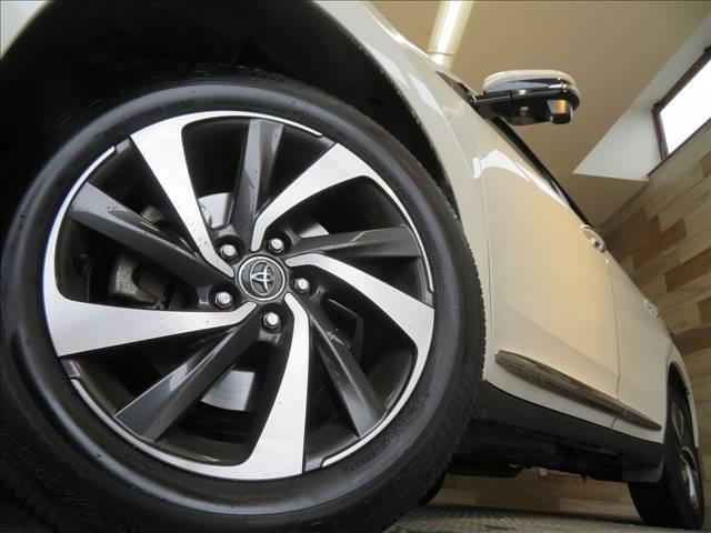 エレガンス 後期 純正SDナビ9型 トヨタセーフティS パワーシート オートハイビーム レーンディパーチャーアラート プリクラッシュセーフティ アイドリングストップ クリアランスソナー(3枚目)