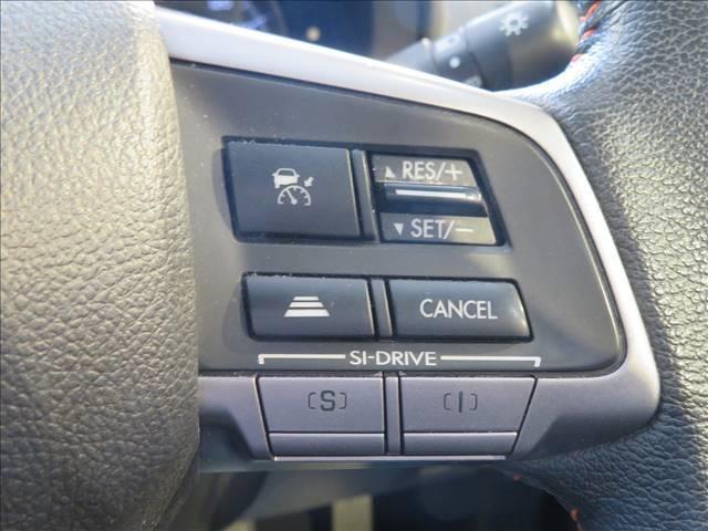 X-BREAK 4WD 純正メモリーナビ アイサイト ビルトインETC LEDヘッドライト パワーシート クルーズコントロール シートヒーター パドルシフト スマートキー フルカラーバックカメラ 純正AW(9枚目)