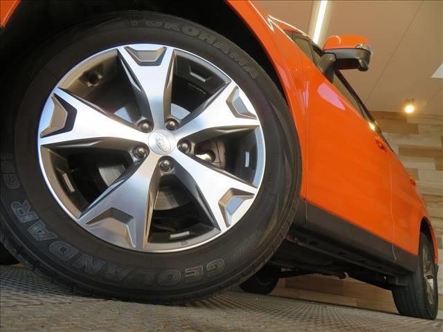 X-BREAK 4WD 純正メモリーナビ アイサイト ビルトインETC LEDヘッドライト パワーシート クルーズコントロール シートヒーター パドルシフト スマートキー フルカラーバックカメラ 純正AW(18枚目)