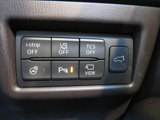 XD Lパッケージ マツダコネクト レザーシート 全周囲カメラ BOSSスピーカー付き シートヒーター 純正ETC 純正アルミ アダプティブクルーズコントロール LEDヘッドライト パワーシート(6枚目)