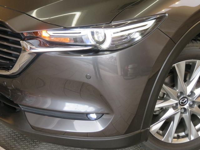 XD Lパッケージ マツダコネクト レザーシート 全周囲カメラ BOSSスピーカー付き シートヒーター 純正ETC 純正アルミ アダプティブクルーズコントロール LEDヘッドライト パワーシート(29枚目)