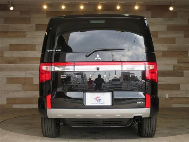 P 未使用 両側電動 Eアシスト 衝突軽減ブレーキ アダプティブクルーズコントロール シートヒーター パワーシート キャプテンシート ブレーキホールド 電子サイドブレーキ LED 7人 4WD(14枚目)