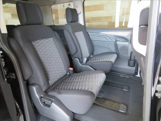 P 未使用 両側電動 Eアシスト 衝突軽減ブレーキ アダプティブクルーズコントロール シートヒーター パワーシート キャプテンシート ブレーキホールド 電子サイドブレーキ LED 7人 4WD(20枚目)
