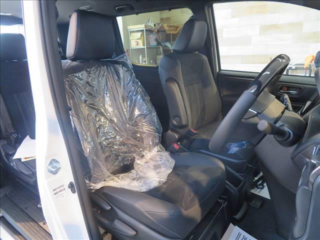 Gi プレミアムパッケージ ブラックテーラード 新車未登録 両側電動ドア セーフティセンス レーダークルコン クリアランスソナー ハーフレザーシート スマートキー LEDヘッドライト シートヒーター キャプテンシート 7人(19枚目)