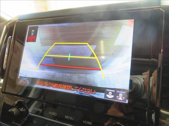 2.5S Cパッケージ 新車 サンルーフ デジタルインナーミラー ディスプレイオーディオ バックカメラ シートヒーター&エアコン パワーバックドア レーダークルーズ クリアランスソナー シートメモリー 7人 三眼LED(4枚目)