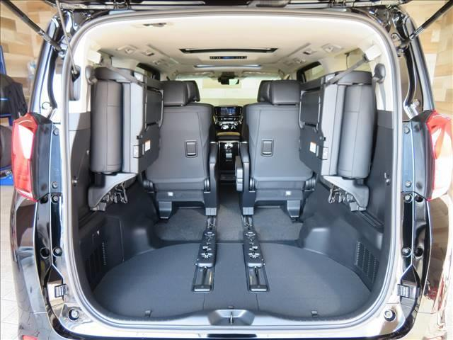 2.5S Cパッケージ 新車 サンルーフ デジタルインナーミラー ディスプレイオーディオ バックカメラ シートヒーター&エアコン パワーバックドア レーダークルーズ クリアランスソナー シートメモリー 7人 三眼LED(20枚目)