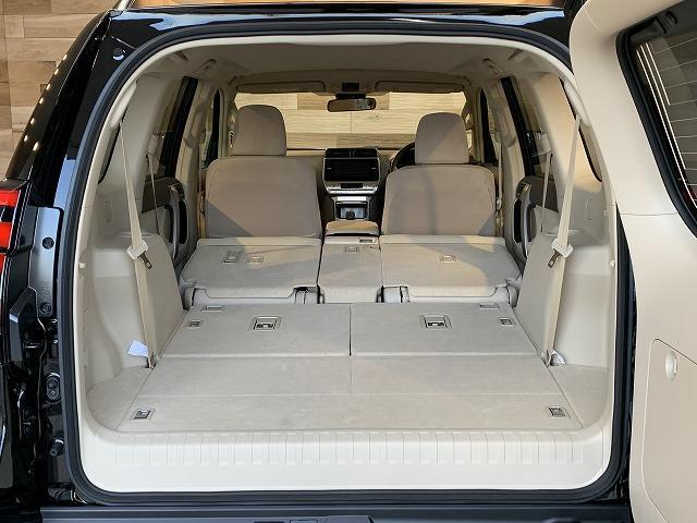 TX 新車未登録 サンルーフ クリアランスソナー レーダークルーズ ルーフレール スマートキー LEDヘッド セーフティセンス 7人 4WD(20枚目)