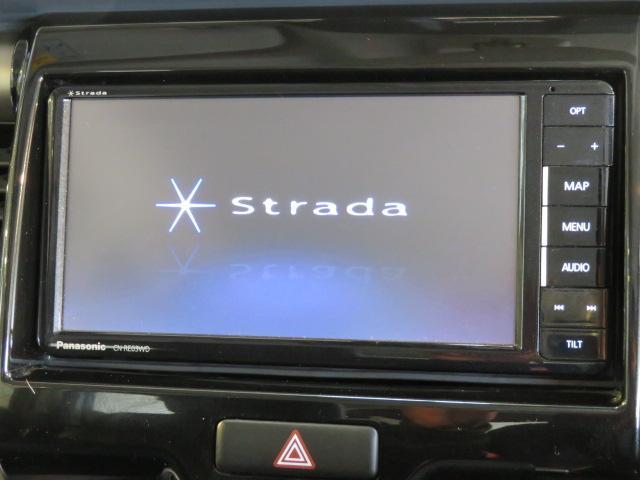 JスタイルII ストラーダナビ バックカメラ 衝突軽減装置(3枚目)