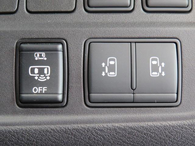 【両側電動スライドドア】運転席よりボタン一つで開閉可能なスライドドアです。雨の日のお迎えの時など役立ちますね。
