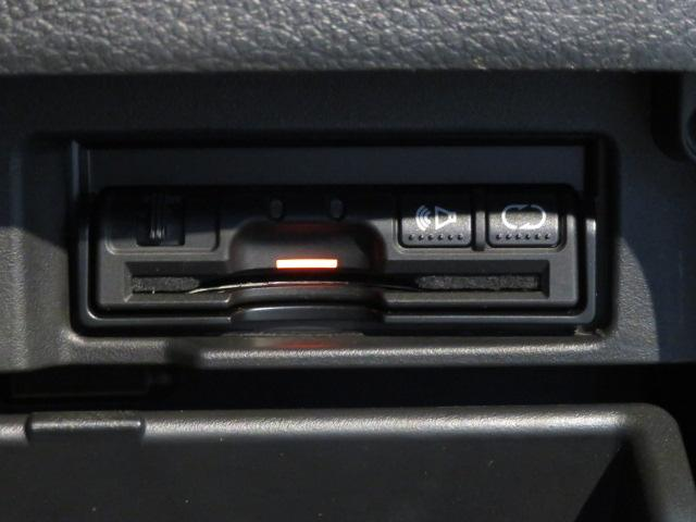 【ETC車載器】を装備しておりますので、ご納車直後からの遠距離ドライブも可能です。