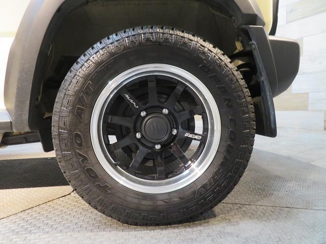JC 8型SDナビTV・バックカメラ・衝突軽減ブレーキ・クルーズコントロール・スマートキー・LEDヘッドライト・RAYSアルミホイール・キャリア・トートーオープンカントリAT・シートヒーター・4WD(21枚目)