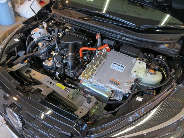 X 登録済未使用車 新品ナビTV アラウンドビューモニター プロパイロット スマートルームミラー クリアランスソナー レーダークルーズ ETC インテリキー LEDヘッド(19枚目)