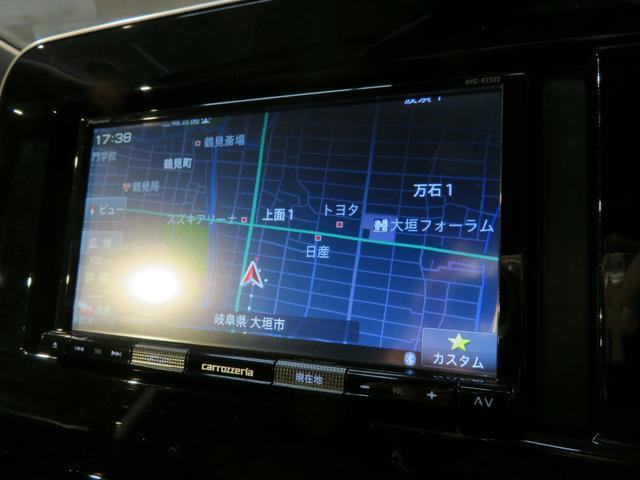 ハイウェイスターV カロッツェリアSDナビ フルセグTV アラウンドビューモニター セーフティBパッケージ 両側電動 インテリキー LEDヘッドライト 純正AW 電子サイドブレーキ ブレーキホールド(3枚目)