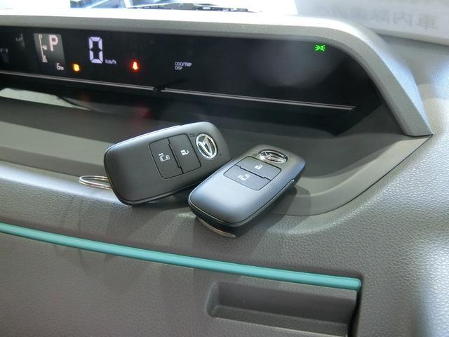 Xセレクション 衝突被害軽減ブレーキ 横滑り防止装置 オートマチックハイビーム 左側電動スライドドア ステアリングスイッチ LEDヘッドランプ 純正ホイールキャップ キーフリーシステム オートエアコン ベンチシート(7枚目)
