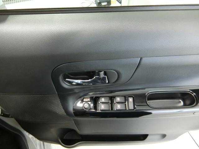Xブラックアクセントリミテッド SAIII 衝突被害軽減ブレーキ 横滑り防止装置 オートマチックハイビーム アイドリングストップ 両側電動スライドドア ステアリングスイッチ 革巻きハンドル オートライト ベンチシート 純正ホイールキャップ(10枚目)