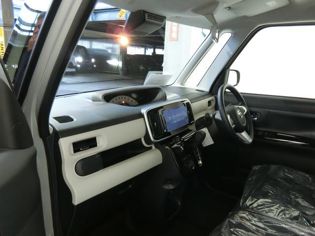 Xブラックアクセントリミテッド SAIII 衝突被害軽減ブレーキ 横滑り防止装置 オートマチックハイビーム アイドリングストップ 両側電動スライドドア ステアリングスイッチ 革巻きハンドル オートライト ベンチシート 純正ホイールキャップ(11枚目)