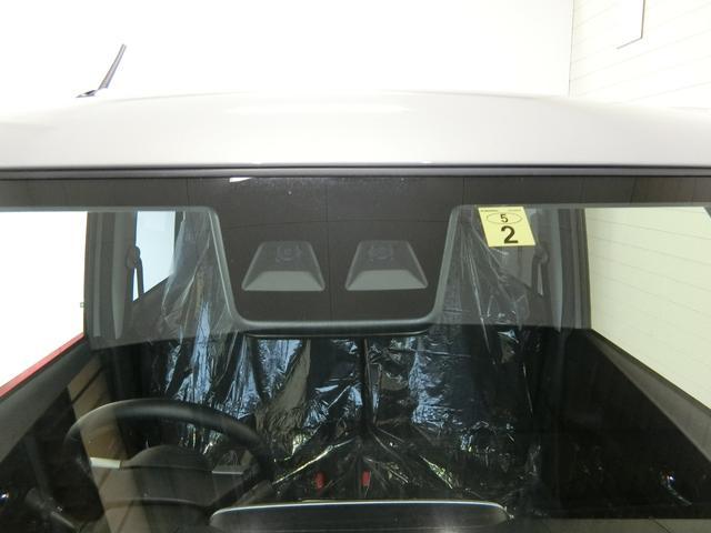Xブラックアクセントリミテッド SAIII 衝突被害軽減ブレーキ 横滑り防止装置 オートマチックハイビーム アイドリングストップ 両側電動スライドドア ステアリングスイッチ 革巻きハンドル オートライト ベンチシート 純正ホイールキャップ(15枚目)