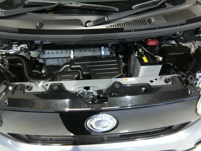 Xブラックアクセントリミテッド SAIII 衝突被害軽減ブレーキ 横滑り防止装置 オートマチックハイビーム アイドリングストップ 両側電動スライドドア ステアリングスイッチ 革巻きハンドル オートライト ベンチシート 純正ホイールキャップ(18枚目)